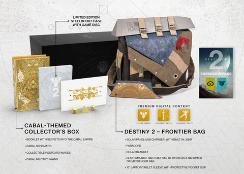 The 'Destiny 2' Collector's Edition