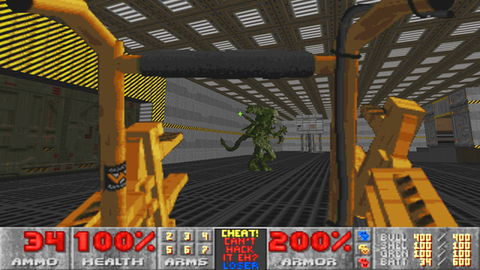 How an Obsessive College Freshman Turned Doom Into the Best Aliens Game Ever