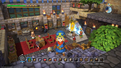 'Dragon Quest Builders'