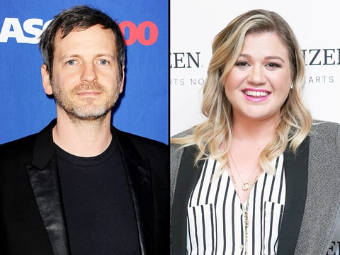 Dr. Luke and Kelly Clarkson