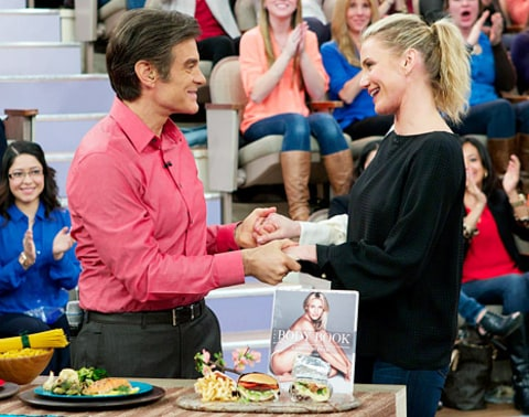 cameron diaz on dr oz show
