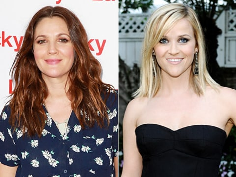 drew barrymore reese witherspoon