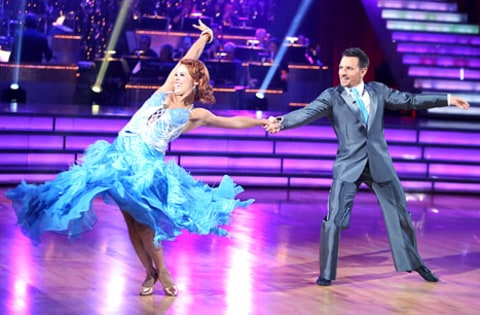Drew and Anna DWTS