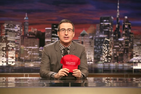 Feb. 28, 2016 episode. John Oliver