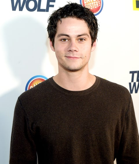 Dylan O'Brien attends the MTV 'Teen Wolf' Los Angeles Premiere Party on December 20, 2015.