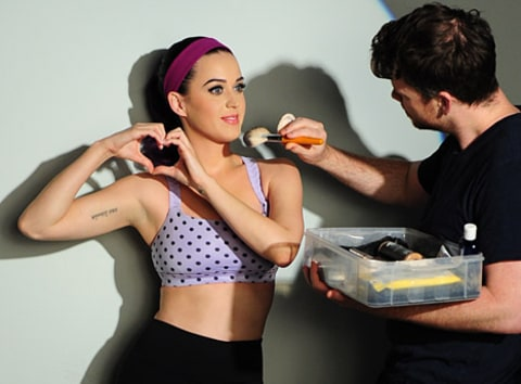 Katy Perry for Pop Chips 2