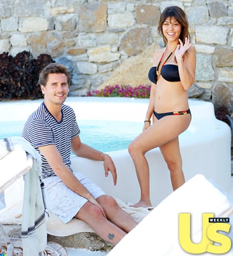 kourtney and scott greece