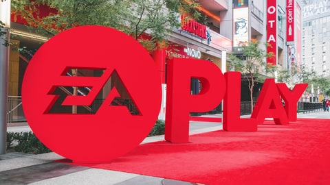 Last year's EA Play event in Los Angeles, the first of its kind