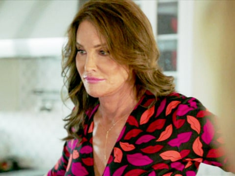 Caitlyn Jenner in I am Cait Promo