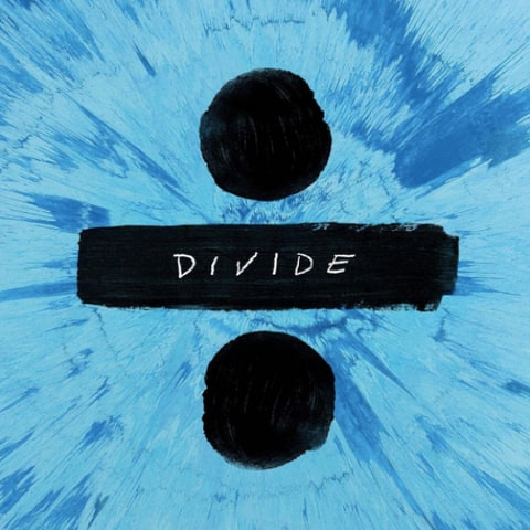Ed Sheeran's New Album 'Divide' Breaks Streaming Records