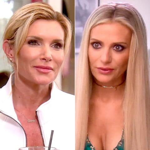 The Real Housewives of Beverly Hills' Eden and Dorit