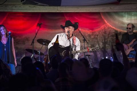 George Strait On New Music Radio And Semi Retirement