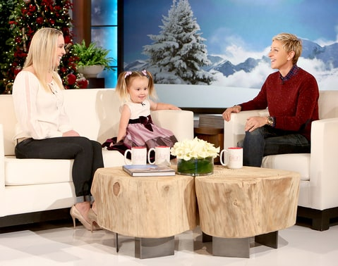 3-Year-Old Girl Recalls Entire Periodic Table on The Ellen DeGeneres Show