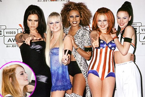 emma stone and the spice girls