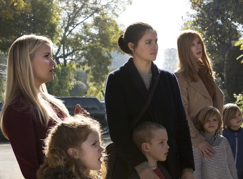 Reese Witherspoon, Darby Camp, Shailene Woodley, Iain Armitage, Nicole Kidman, Cameron Crovetti, Nicolas Crovetti big little lies emmy predictions hbo