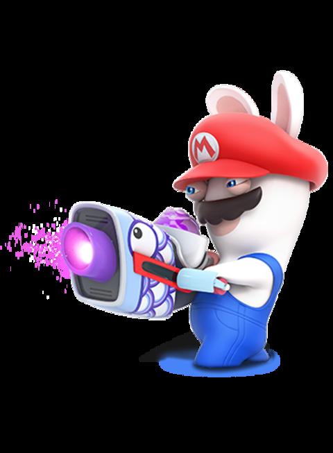 Mario  Rabbids Kingdom Battle HandsOn Nintendo Switch