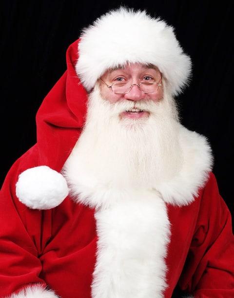 White House Celebrity Santas of the 1980s | Mental Floss
