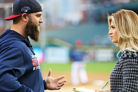 erin andrews and mike napoli
