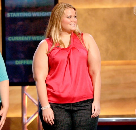 Erinn on The Biggest Loser