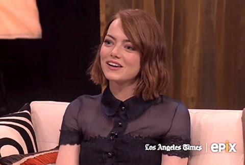 PIX's Hollywood Sessions with Emma Stone