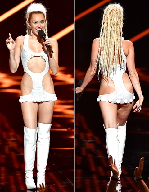 Miley Cyrus Nackt-Bilder: Alles nur Fake? Promiflashde