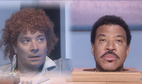 Jimmy Fallon Lionel Richie
