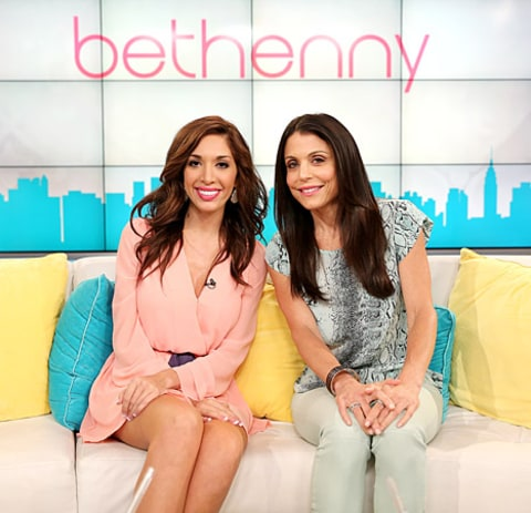 Farrah on Bethenny