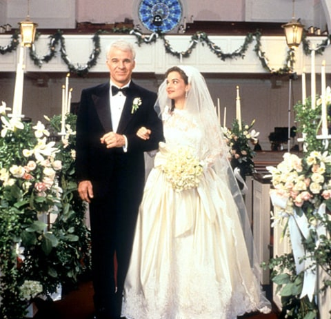Father of the Bride - Steve Martin