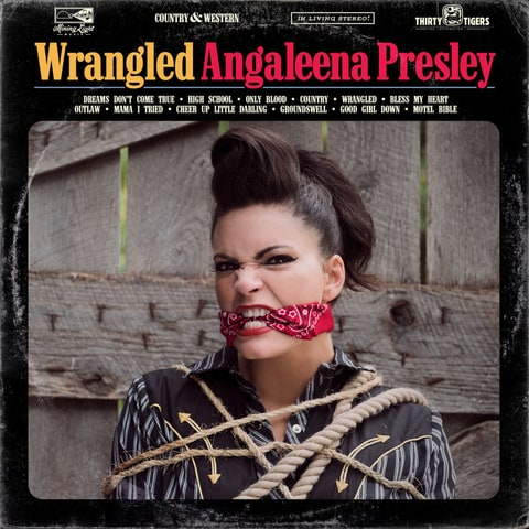 Image result for album art Angaleena Presley: Wrangled