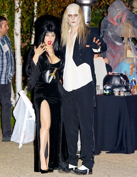 fergie and josh halloween