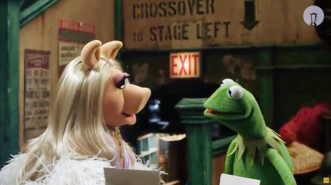 Fifty Shades of Muppets