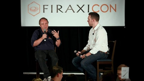 Sid Meier on-stage with 'XCOM: Enemy Unknown' lead designer Jake Solomon