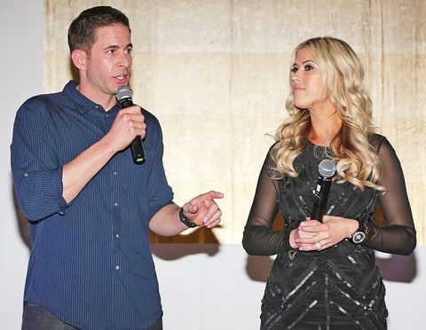 Flip or Flop's Christina and Tarek El Moussa hgtv