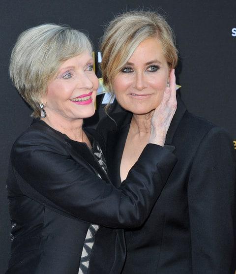 Florence Henderson Maureen Mccormick Brady Bunch Kids Pay Tribute To Tv Mom