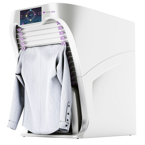 Foldimate Automatic Clothes Folding Machine Set To Launch In 2017