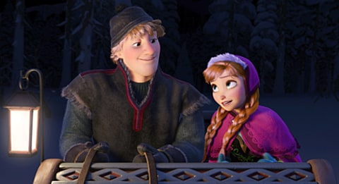 frozen kristoff and anna