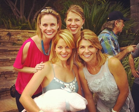 Full House Cast Reunion Girls