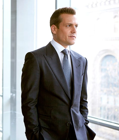 suits style breakdown for harvey mike and louis us weekly