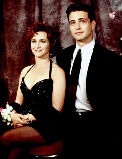 Gabrielle Carteris Jason Priestley Beverly Hills 90210