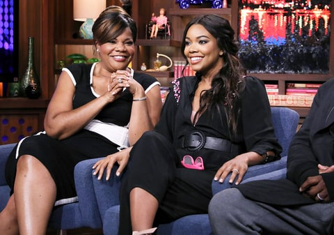 Gabrielle Union Watch What Happens Live