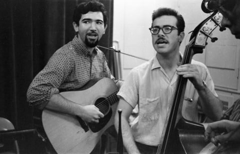 Jerry Garcia, Robert Hunter