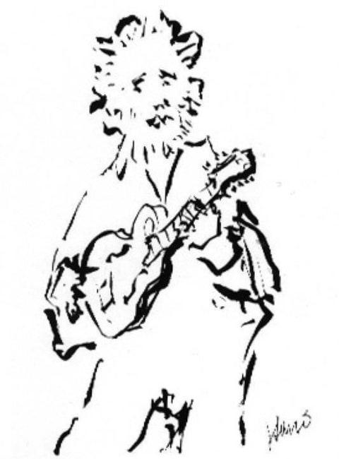 Jerry Garcia Foundation Donates Artwork for Birthday Month news
