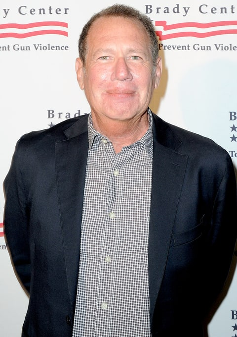 Garry Shandling arrives at the 3rd Annual Brady Gala honoring Adam McKay at Beverly Hills Hotel on April 29, 2014.