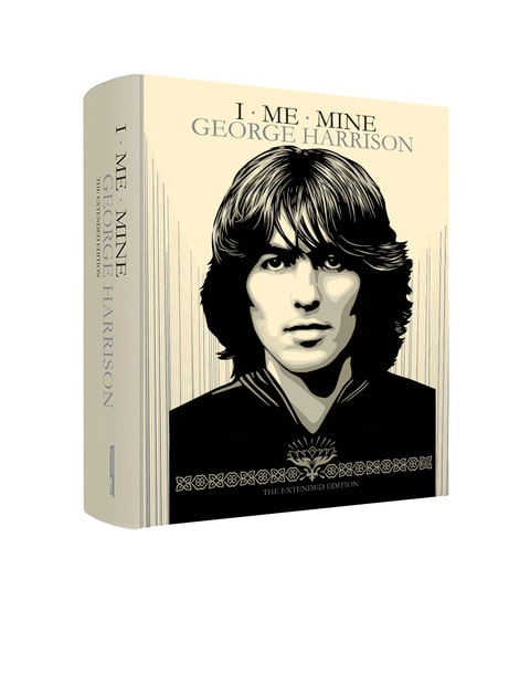 I Me Mine: The Extended Edition; Hardcover; Author - George Harrison