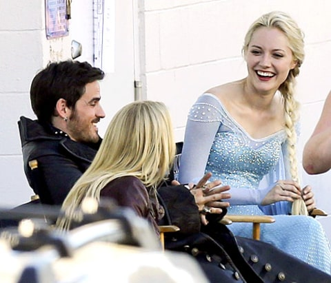 Georgina Haig - Queen Elsa