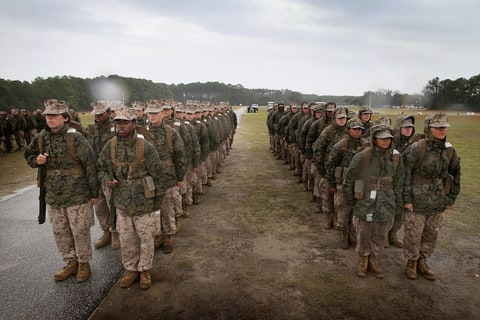 Marine leaders promise to end online nude photo scandal