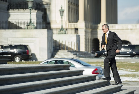 Republican Andy Harris has served four terms in the House.