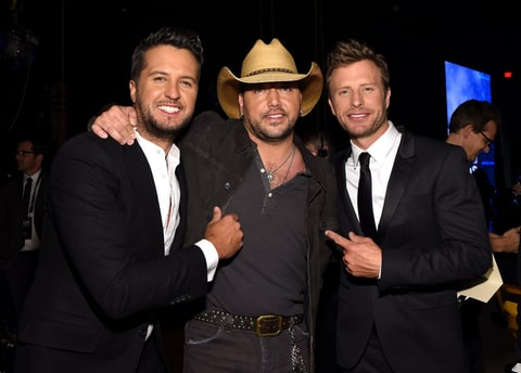 Luke Bryan, Jason Aldean, Dierks Bentley