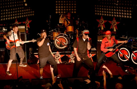 Prophets of Rage Bassist Talks Double Duty Summer Tour, Punk Roots news