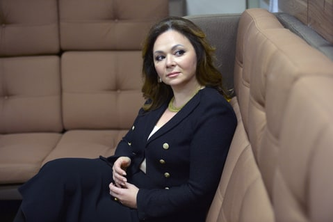 Lawyer Natalya Veselnitskaya during the interview on November 8, 2016 in Moscow, Russia